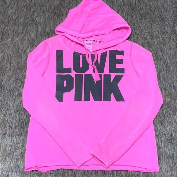 PINK Victoria's Secret Tops - VS PINK PULLOVER